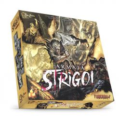 Powerwolf Armata Strigoi board game