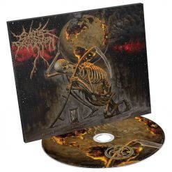 cattle decapitation - death atlas - digipak cd - napalm records