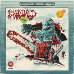 exhumed horror cd
