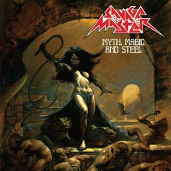 savage master - myth, magic and stell - cd - napalm records