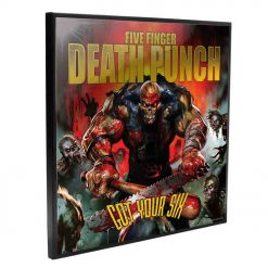 five finger death punch got your six picture