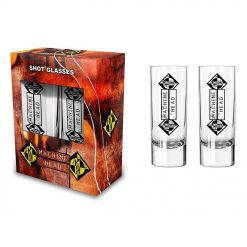 machine head burn my eyes shot glasses