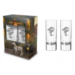 opeth in caude venenum shot glasses