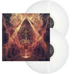 nile vile nilotic rites white double vinyl