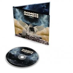 58598 mammoth mammoth kreuzung digipak cd stoner rock