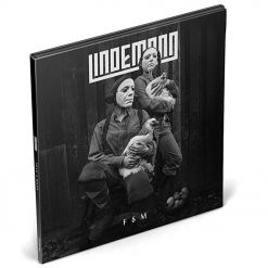 lindemann - f 6 m - digipak cd - napalm records