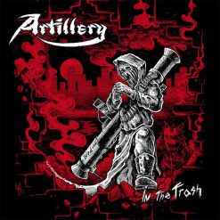 artillery in the trash