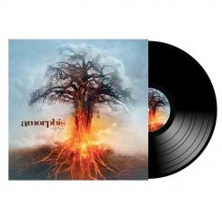 amorphis - skyforger - black 2 lp - napalm records
