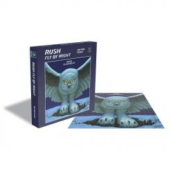 rush - fly by night - puzzle - napalm records