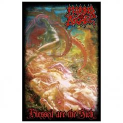 morbid angel - blessed are the sick - flagge - napalm records