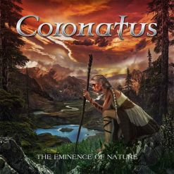 coronatus - the eminence of nature - 2-cd digipak - napalm records