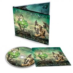 59167 temperance viridian digipak cd symphonic metal