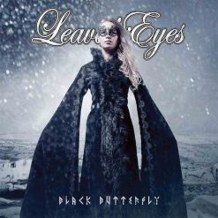 leaves eyes - black butterfly - digisleeve cd - napalm records