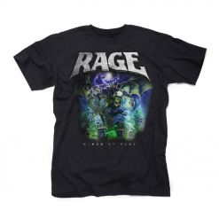 rage wings of rage shirt