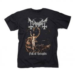 mayhem fall of seraphs t-shirt