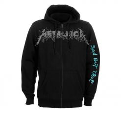 metallica sad but true zipper