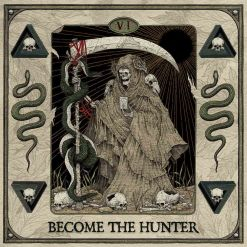 suicide silence become the hunter cd