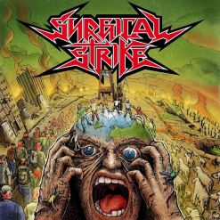 surgical strike part of a sick world digipak cd