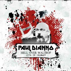 paul di anno hell over waltrop live in germany digipak cd