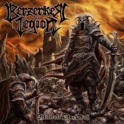 berzerker legion obliterate the weak slipcase cd