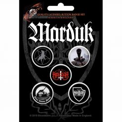 marduk panzer division button badge pack