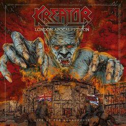 kreator london apocalypticon live at the roundhouse cd