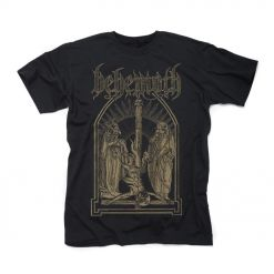 behemoth crucified t shirt