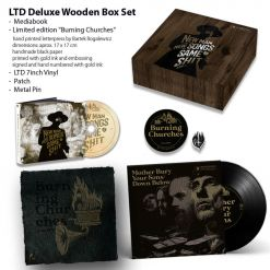 Me And That Man - New Man, New Songs, Same Shit, Vol. 1 - Exclusive Deluxe Wooden Box