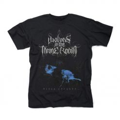 wolves in the throne room black cascade shirt