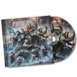 powerwolf best of the blessed cd