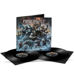 powerwolf best of the blessed black 2 lp gatefold