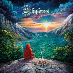 skyforest a new dawn digipak cd