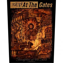 at the gates slaughter of the soul backpatch