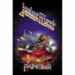 judas priest painkiller flag