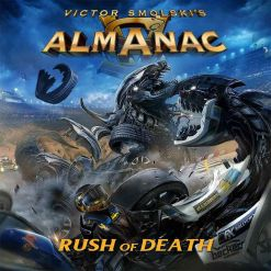 almanac rush of death cd dvd