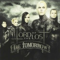 lord of the lost die tomorrow cd