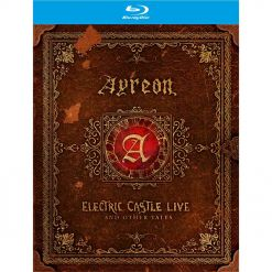ayreon electric castle live and other tales bluray