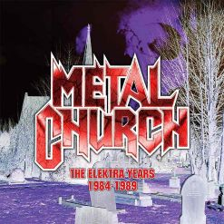 metal church the elektra years 1984-1989 digipak tripple cd