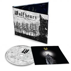 60209 wolfheart wolves of karelia digipak cd melodic death metal