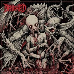 benighted obscene repress cd