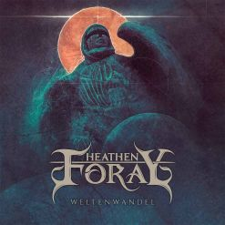 heathen foray weltenwandel digipak cd