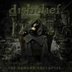disbelief the ground collapses cd