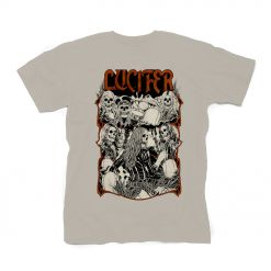 lucifer undead shirt