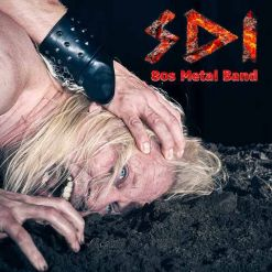 sdi 80s metal band cd