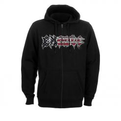 exodus make thrash great again zip hoodie