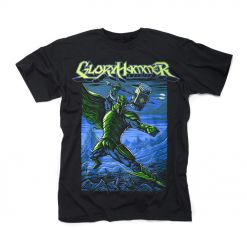 gloryhammer lager power goblin smasher shirt
