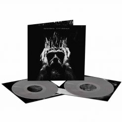 katatonia city burials silver double vinyl