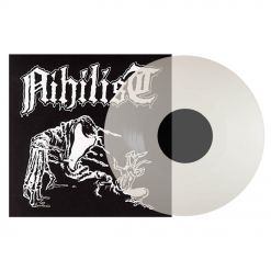 nihilist carnal leftovers clear lp