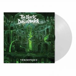 the black dahlia murder verminous white vinyl