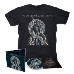 villagers of ioannina city age of aquarius black 2 lp gatefold t shrit bundle